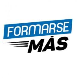 Logo de Formarse Más