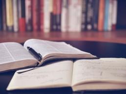 deux livres ouverts pour expliquer le double cursus du bachibac
