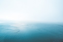 El mar y el horizonte
